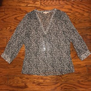 LIGHT CAMO BLOUSE